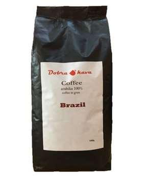 Кофе в зерне Dobra Kava Brasil