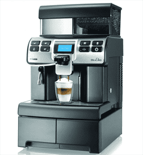 Philips Saeco Aulika Top High Speed Cappuccino Black