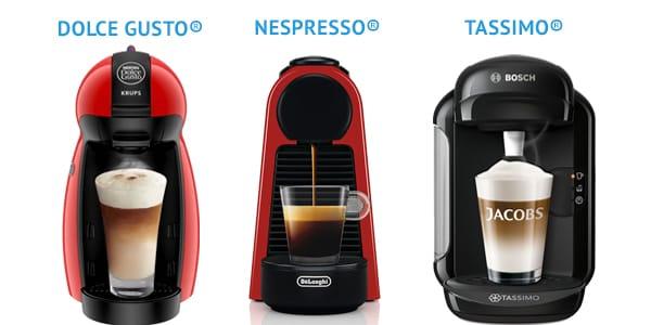 Капсульные кофемашины. Какую выбрать?