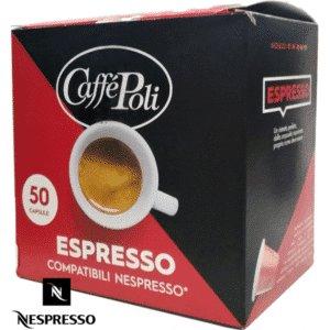 Кава в капсулах Caffe Poli Espresso (Nespresso)