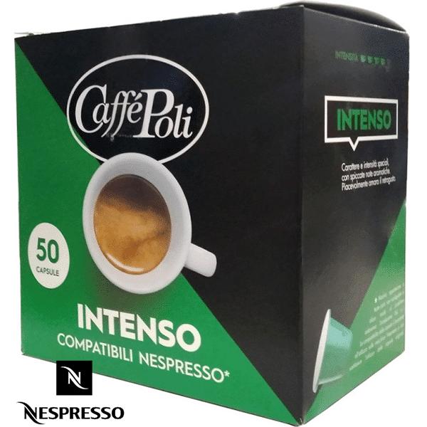 Кофе в капсулах Nespresso Poli Intenso (Nespresso)