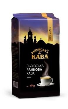 Віденська кава Львівська Ранкова 250 г