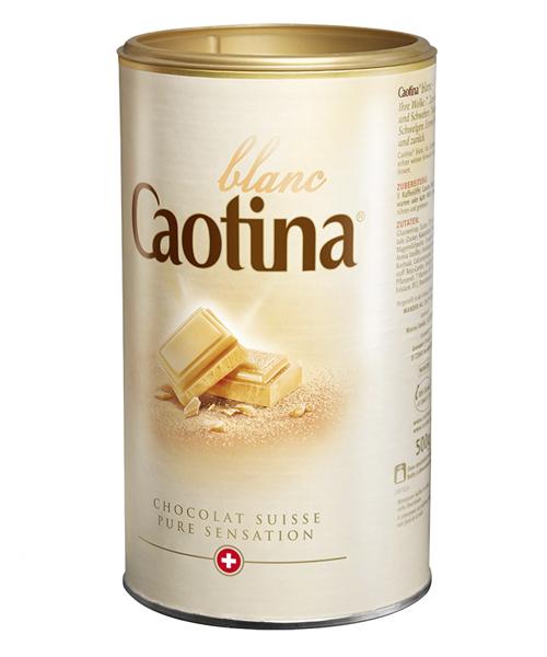 Какао Caotina Blanc (500 г)