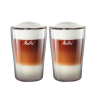 Набор стаканов Melitta LATTE MACCHIATO 300 мл (2шт)