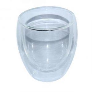 """Пиала стекло двойная """"Любимый чай"""" 250мл 1 шт"""