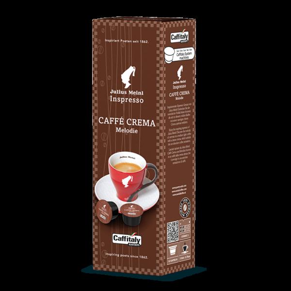 Julius Meinl Caffe Crema Melodie в капсулах