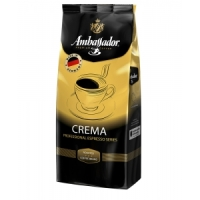 Кофе в зерне Ambassador Crema