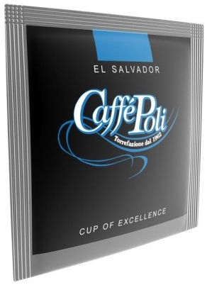 Кофе в монодозах Caffe Poli El Salvador