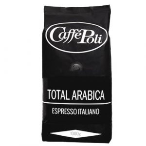 Caffe Poli Total Arabica
