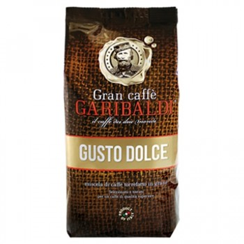 Кофе в зерне Garibaldi Gusto Dolce