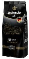 Кофе в зерне Ambassador Nero