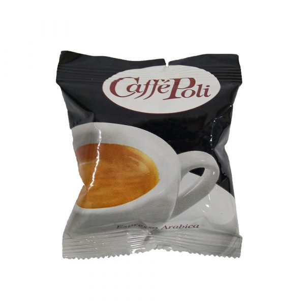 Кофе в капсулах Caffe Poli 100% Arabica
