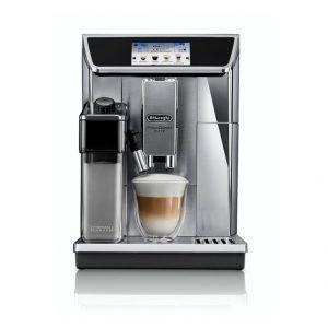 Кофемашина DeLonghi ECAM 650.85.MS PrimaDonna Elite
